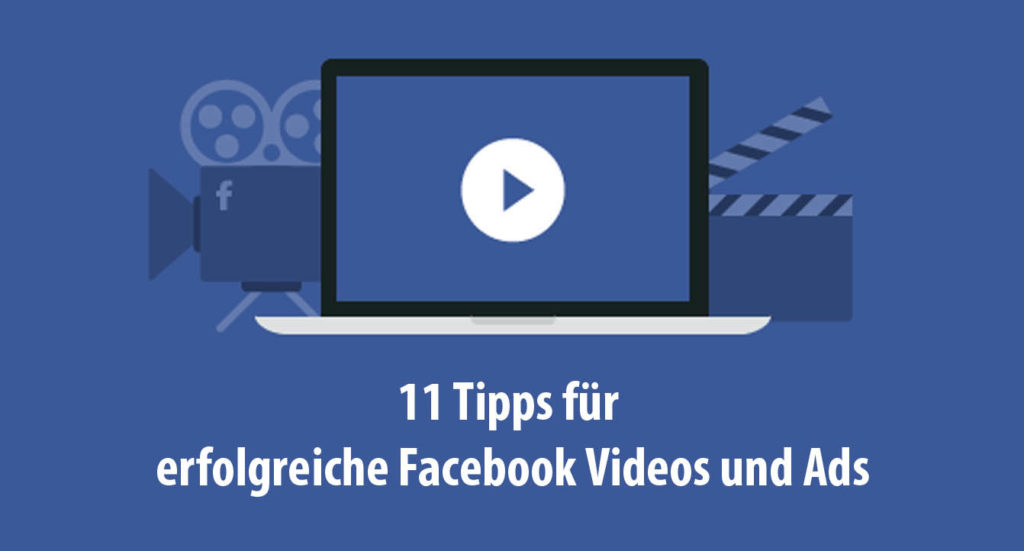 11 Tipps Facebook Video Ads