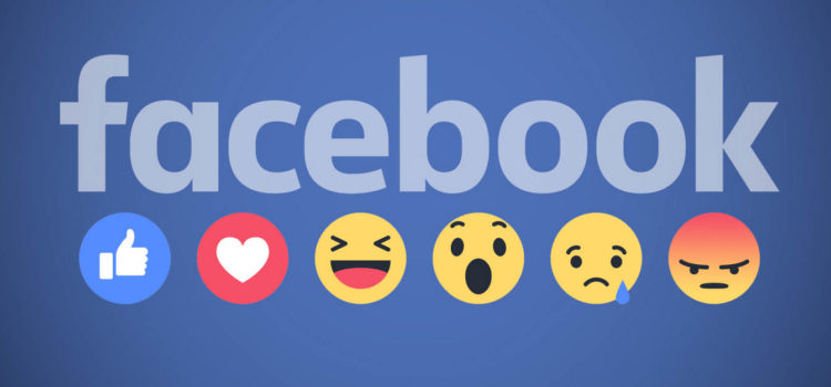 Facebook Reactions wichtiger als Likes