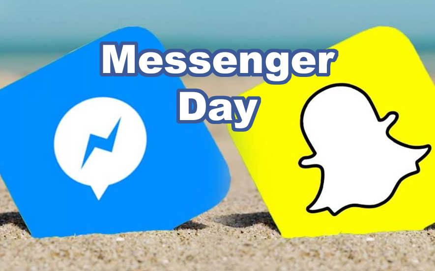 Facebook launcht Storie Funktion Messenger Day