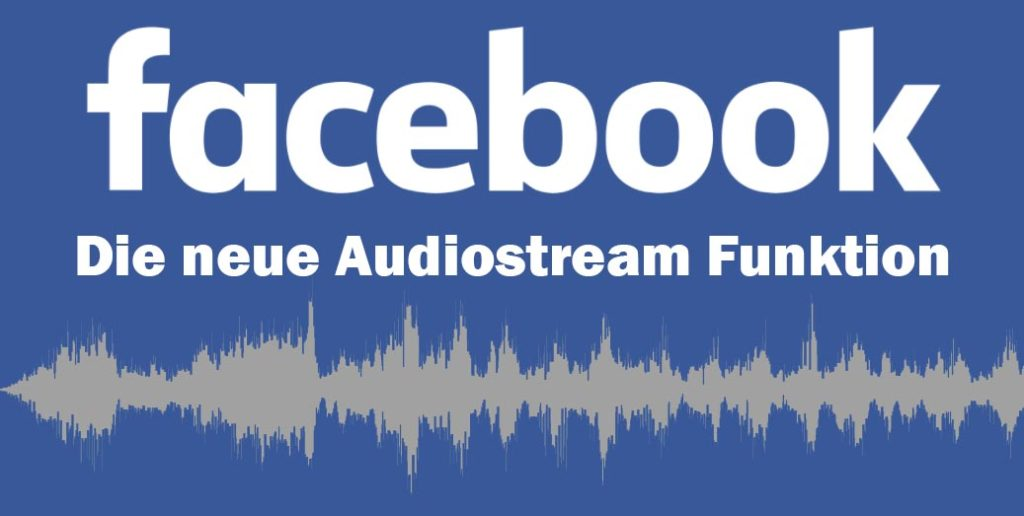 Facebook Audiostream
