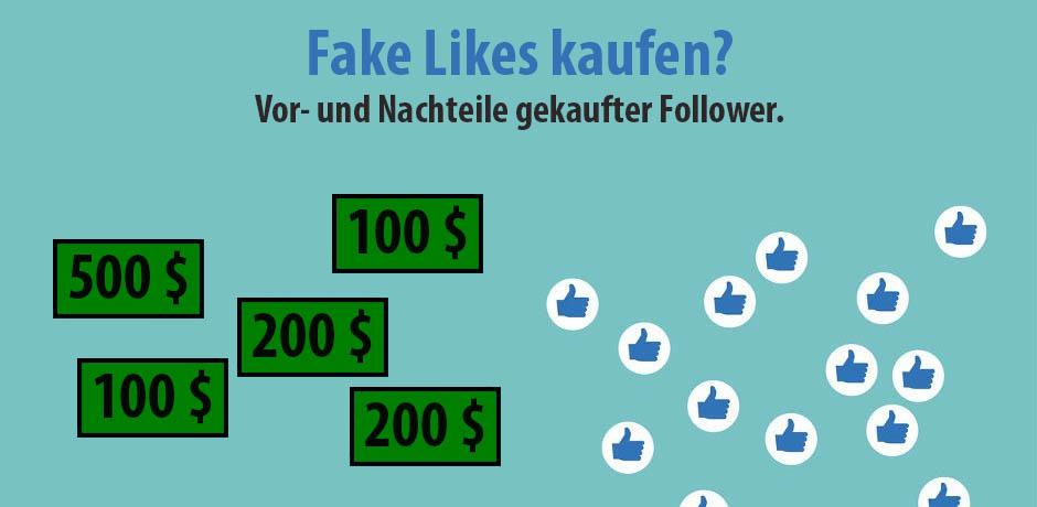 Fake Likes kaufen