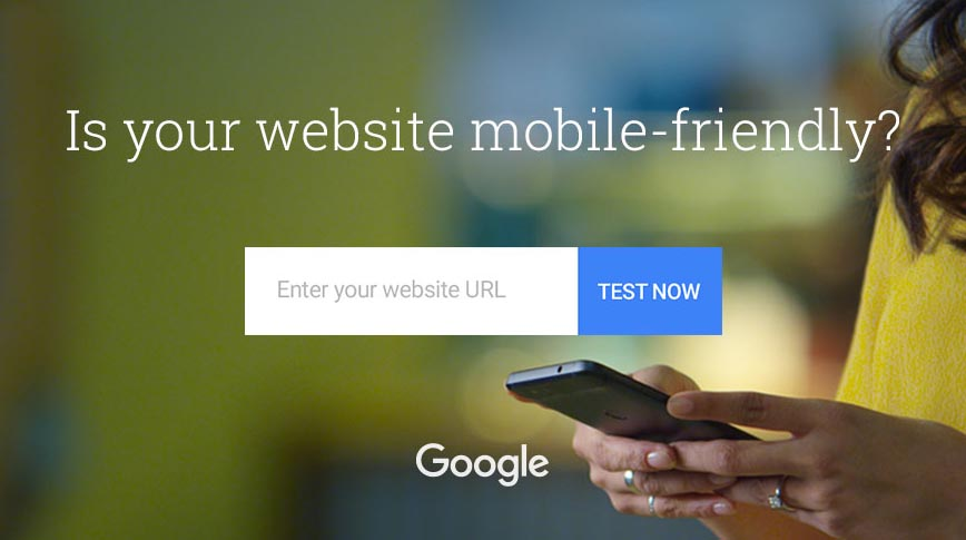 Googles Mobile Website Testing Tool