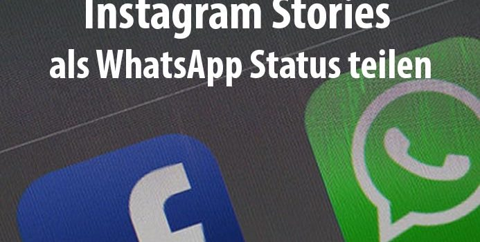 Instagram Feature in Brasilien: Stories als WhatsApp Status teilen