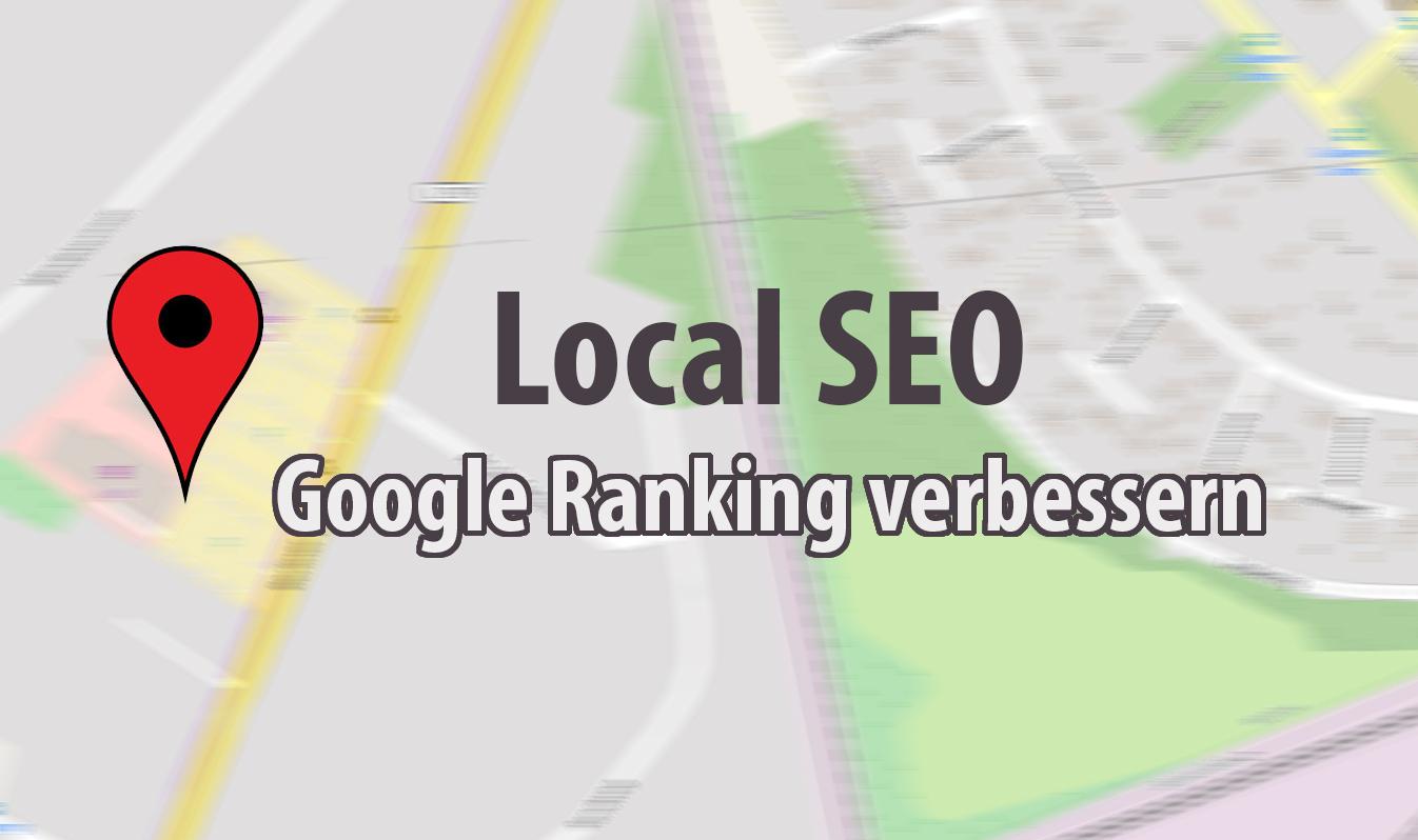 Local SEO Google Ranking