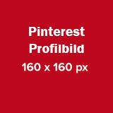 Pinterest Größe Profilbild