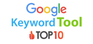 Top 10 kostenlose Keyword Tools zur Recherche von Suchbegriffen