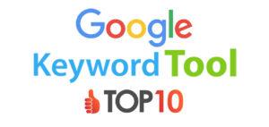 Top 10: Kostenlose Google Keyword Tools
