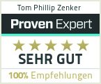 Top Freelancer Bewertungen Provenexpert