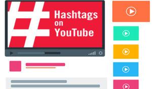 YouTube Hashtags - Mehr Sichtbarkeit YT Videos
