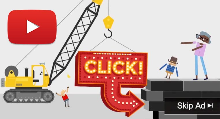 YouTube Pre-Rolls - Non-skippable 30-Second Ads