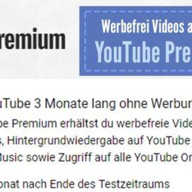 YouTube Premium: Videos werbefrei gucken und Eigenproduktionen