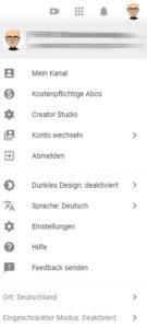 YouTube Premium kostenpflichtiges Abo